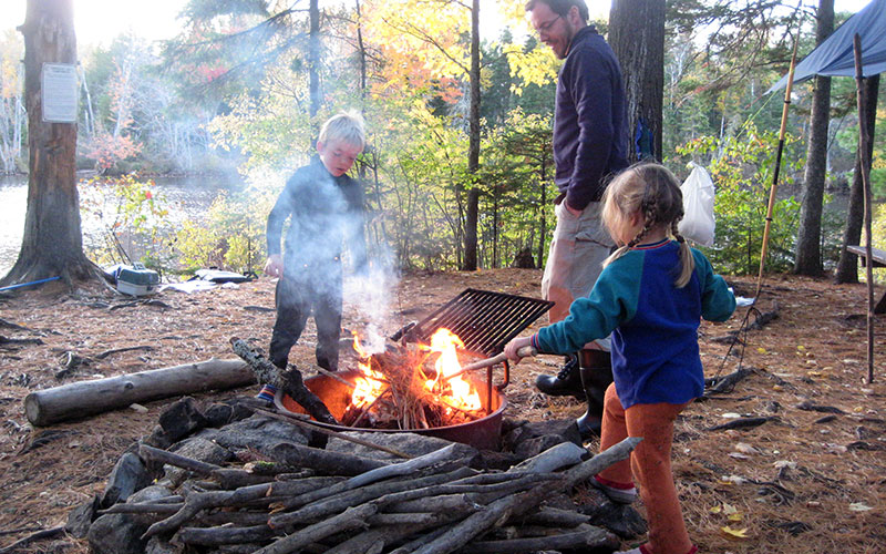 Camping with Kids: Fun Camping Food