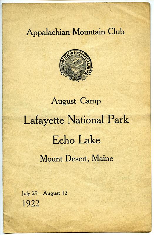 Echo Lake Camp