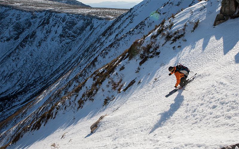 ski Katahdin