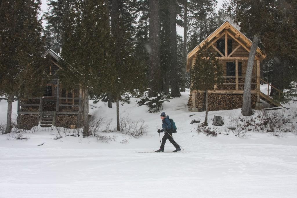 Backcountry Ski in Maine