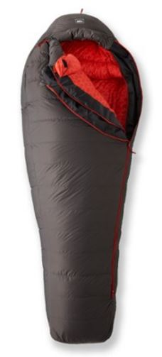 rei expedition -20 sleeping bag