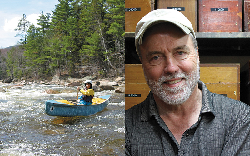 meet two of AMC's whitewater conservation volunteers.