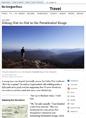 New York Times Classic Huts Traverse