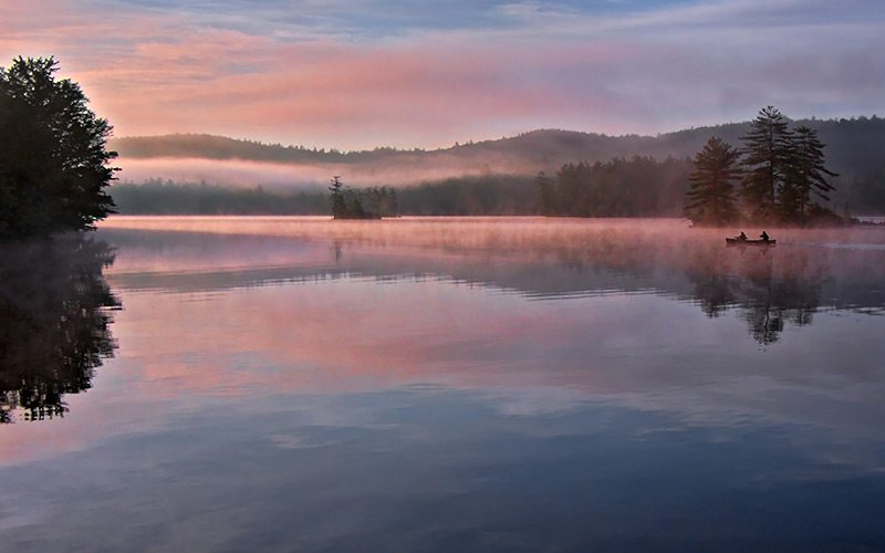 quiet water paddling