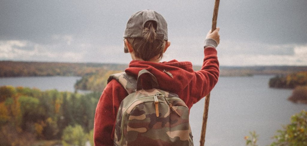 Backpacking with Young Kids