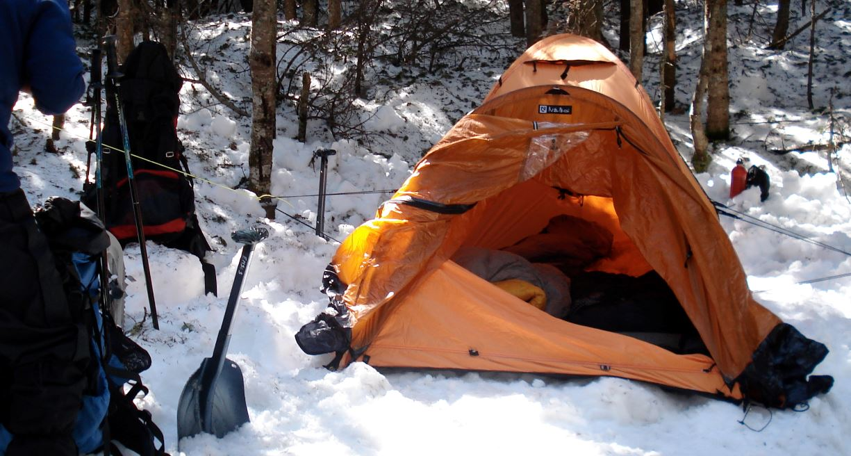 Gearing Up For The Cold Winter Sleeping Pad Systems Appalachian Mountain Club