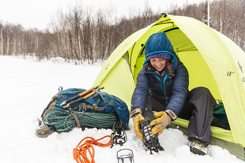 Choosing the Best Winter Tent for Cold-Weather Camping ...