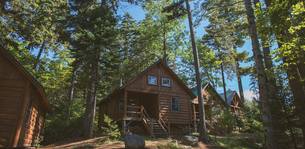 Gorman Chairback Lodge Cabins Amc