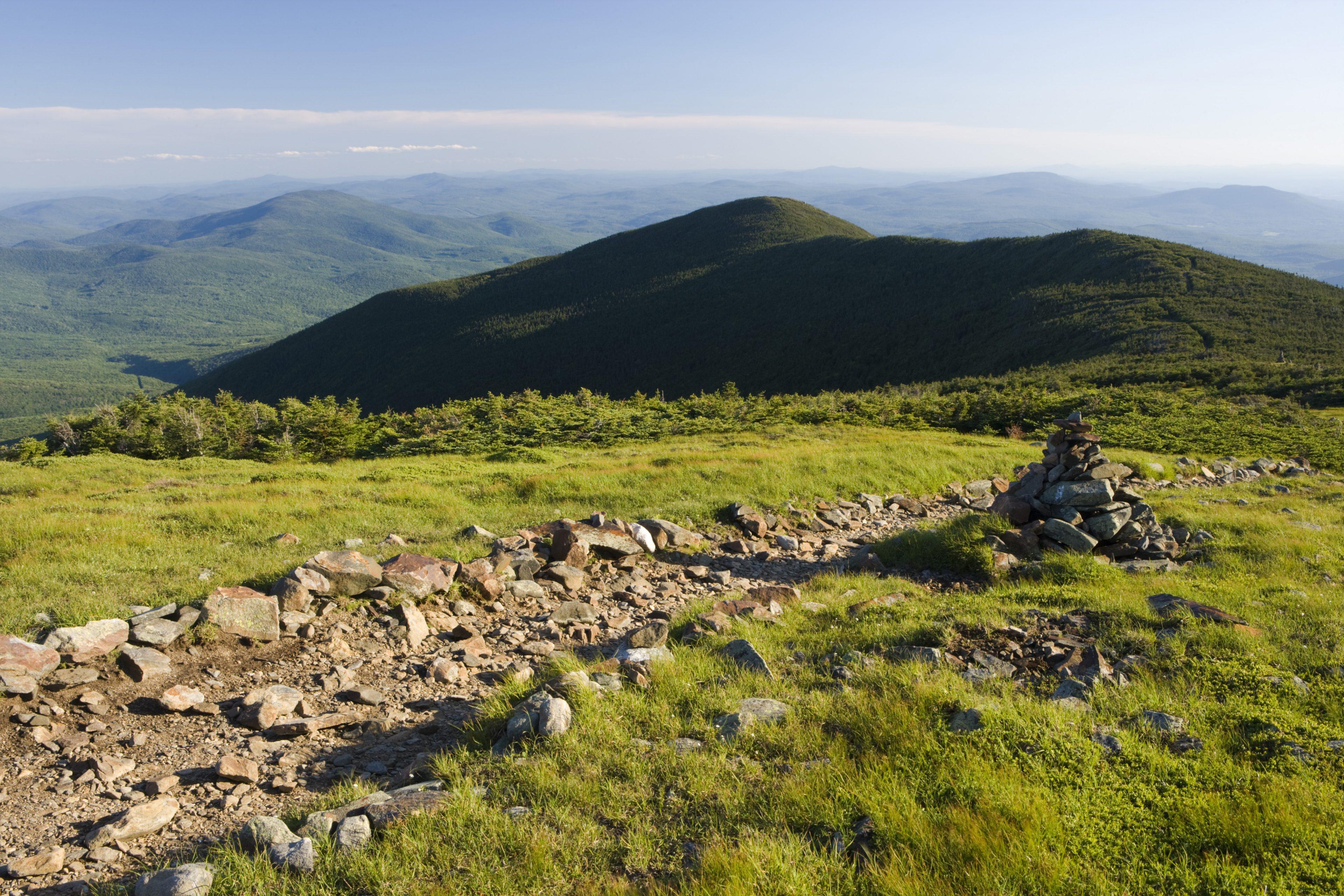Mount Moosilauke in New Hampshire's White Mountains