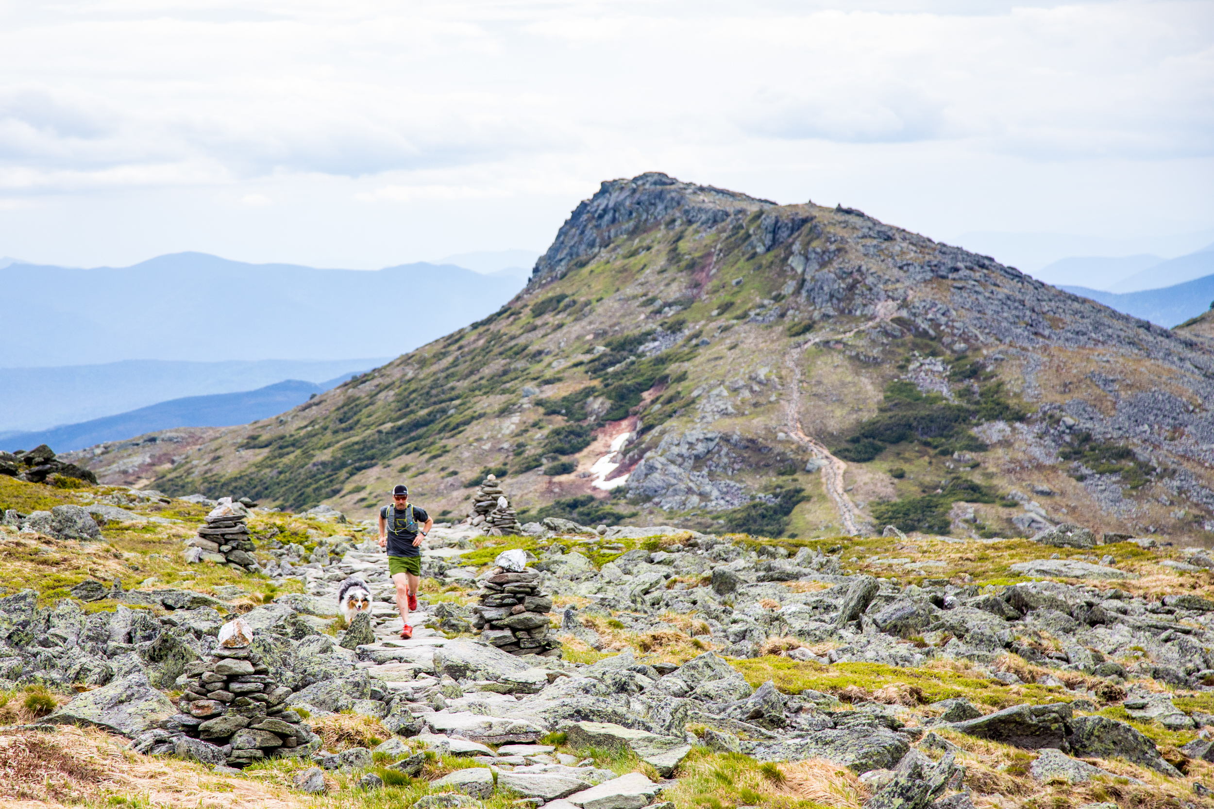 Trail Running in the White Mountains