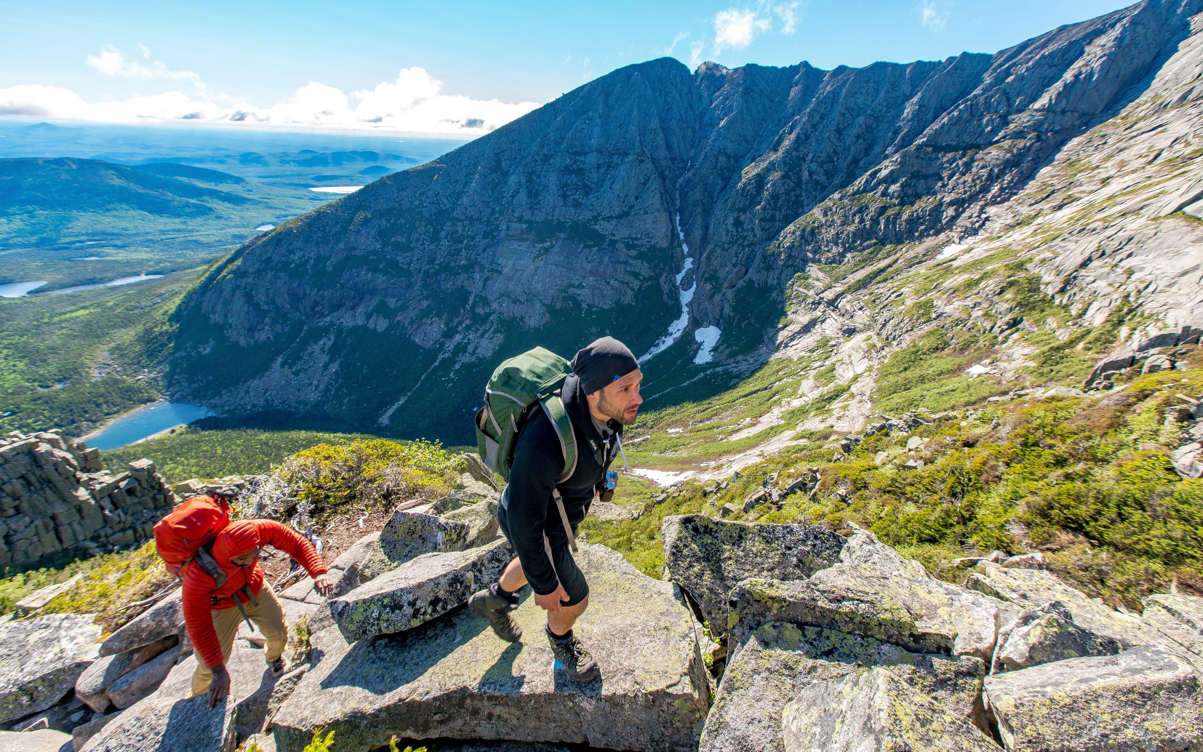 hiking injuries
