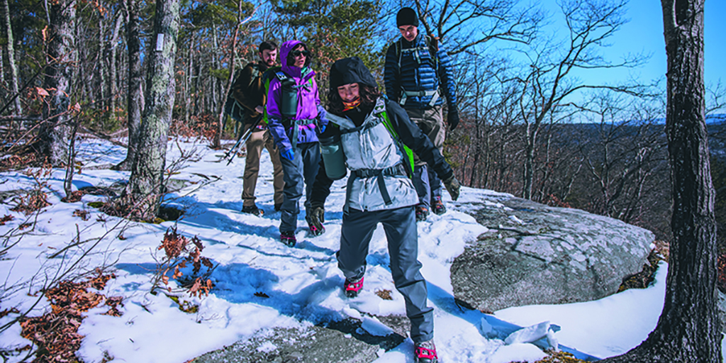 5 Tips for Winter Hiking