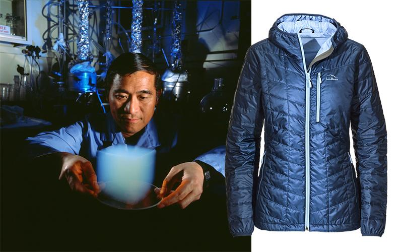 packaway jacket