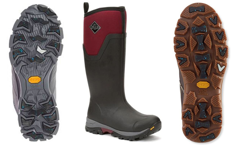 The Latest Winter Footwear featuring