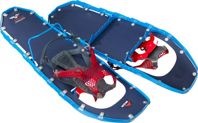 excellent snowshoes