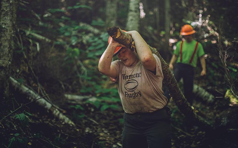 White Mountain Professional Trail Crew