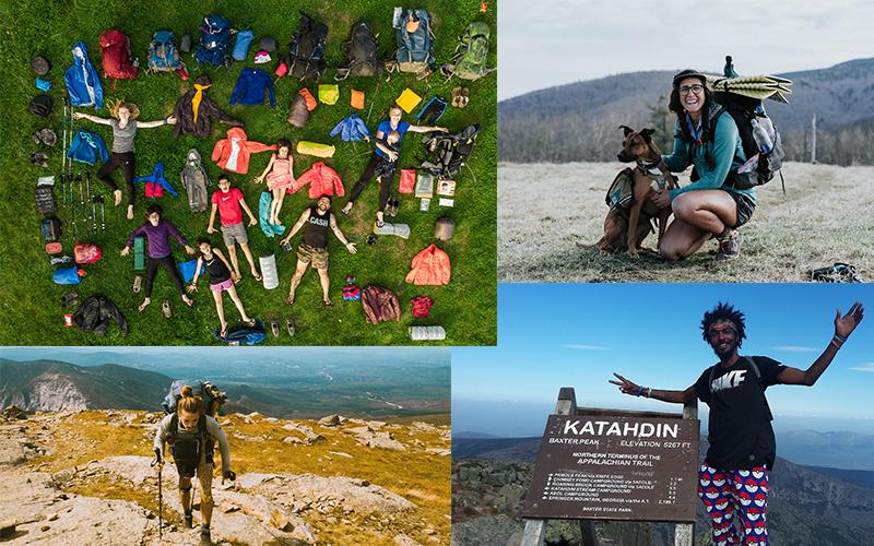 at hikers social media