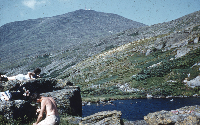 mount washington 1940s