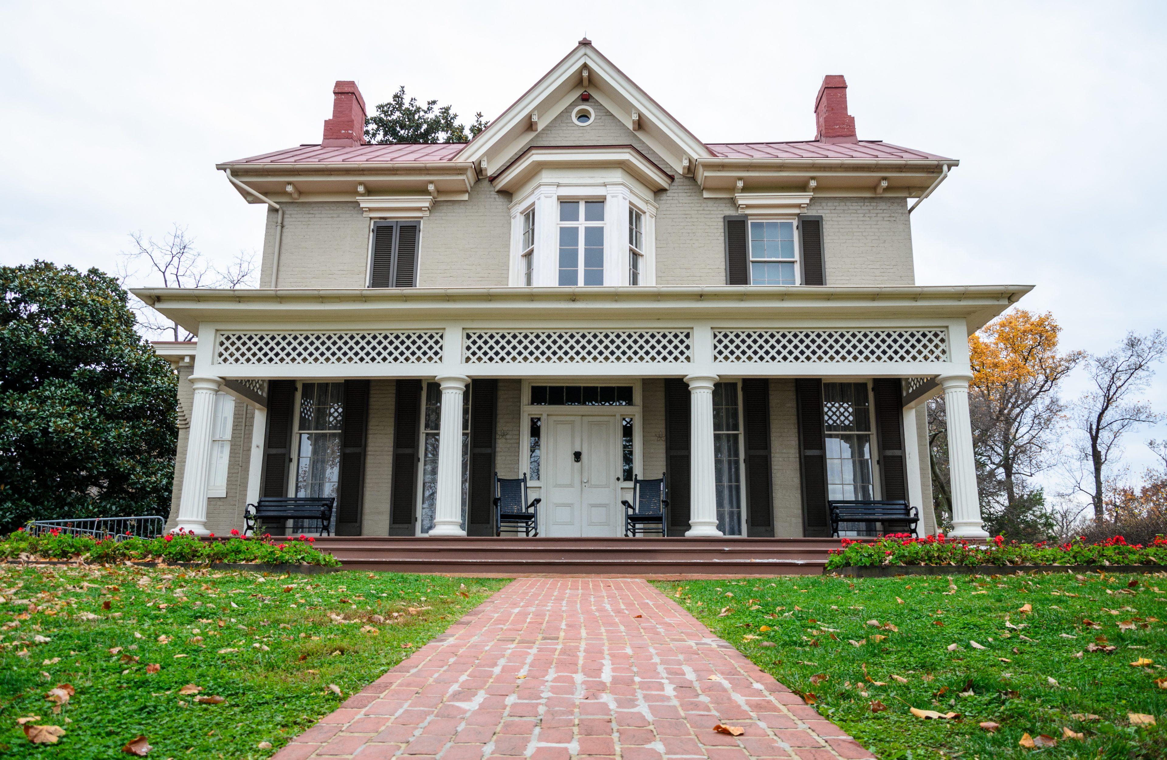 Frederick Douglass Cedar Hill