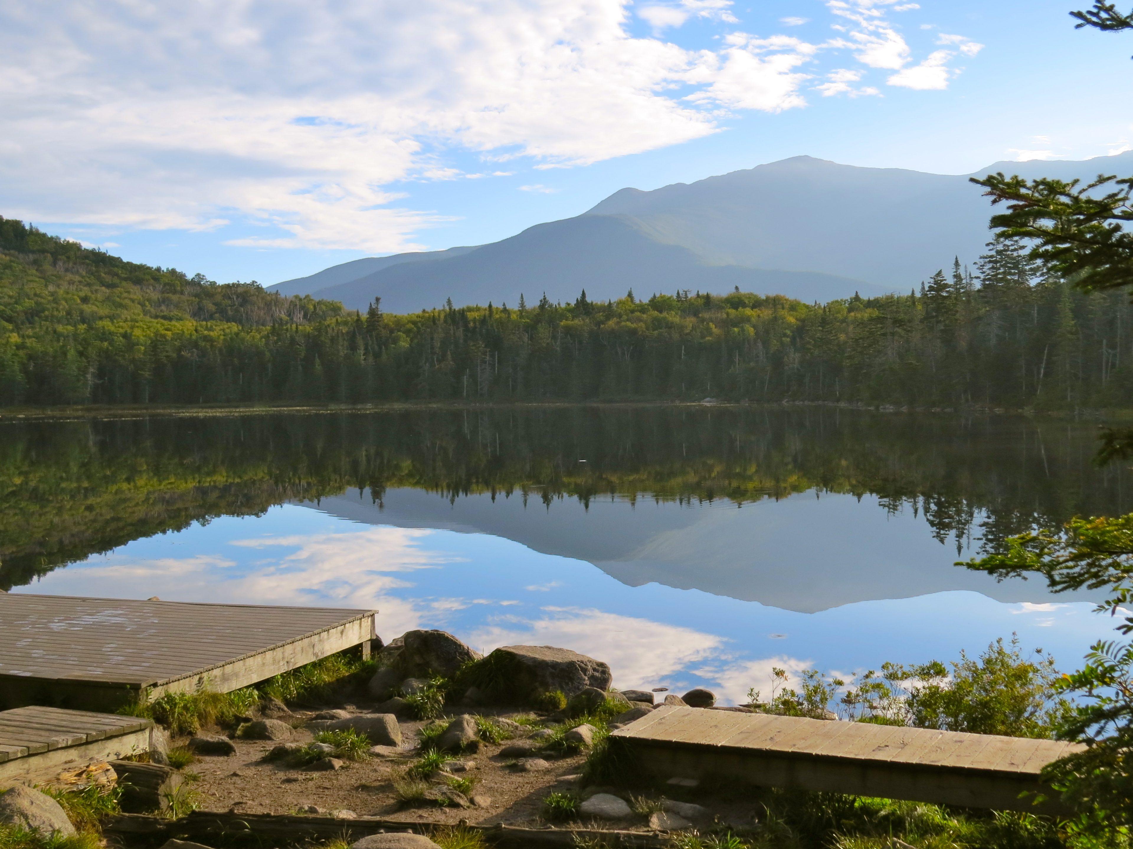 Lonesome Lake, Franconia Notch State Park