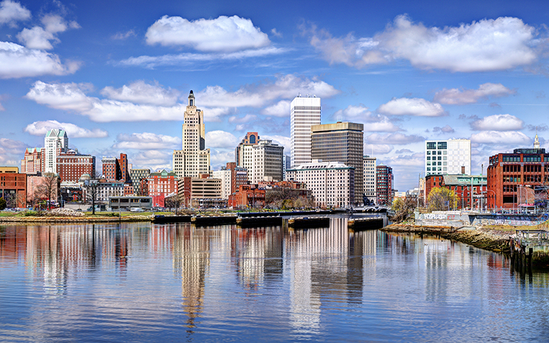 Downtown Providence, R.I.