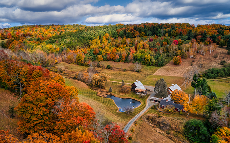 Vermont has set aggressive targets to reduce greenhouse gas emissions.