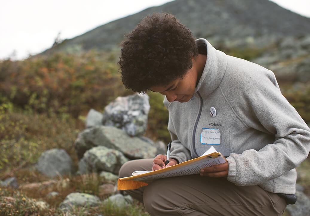Imara White (AMC Naturalist)