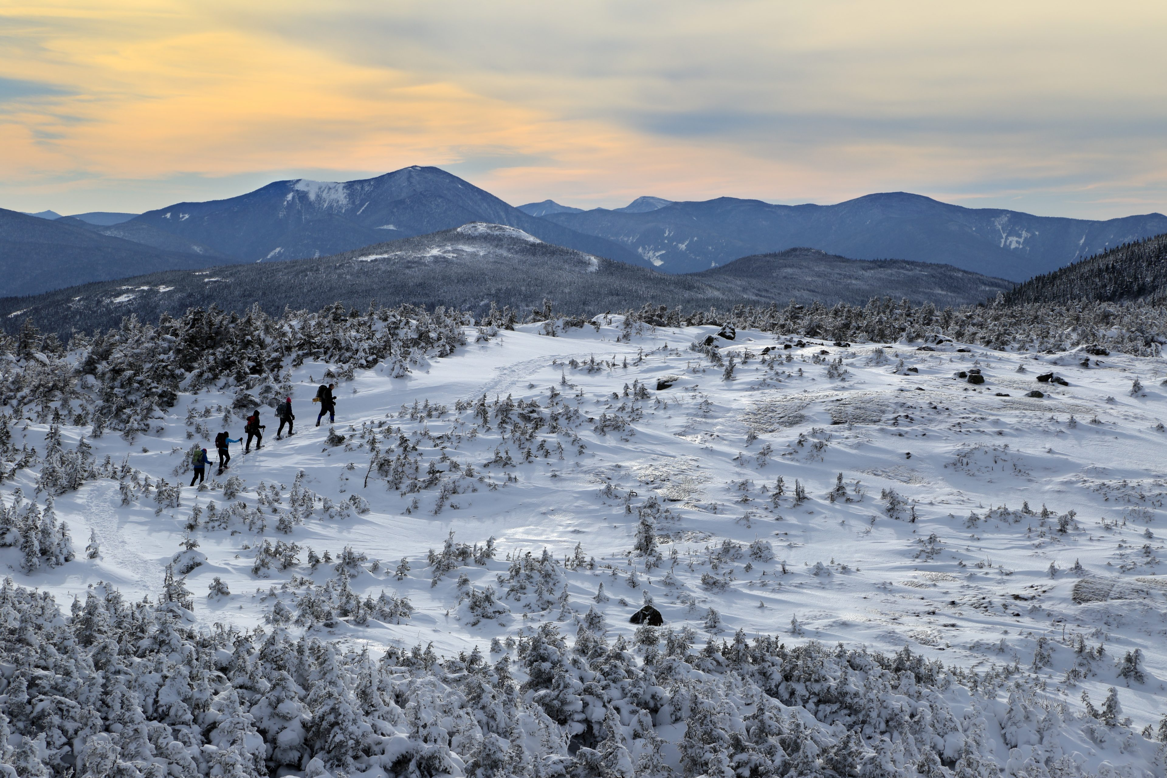 Mt. Pierce, White Mountain National Forest New Hampshire