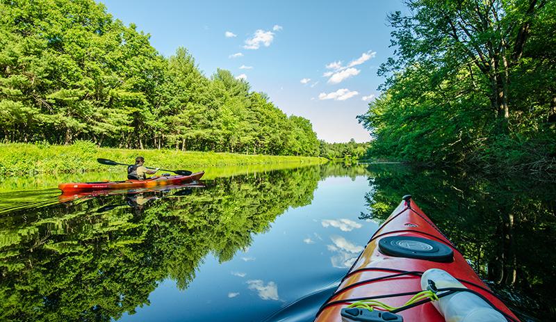 Nashua River, Nashua, New Hampshire