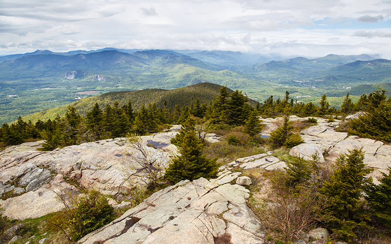 best hikes in southern new hampshire