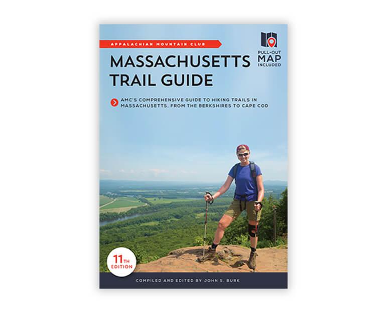book cover Massachusetts Trail Guide