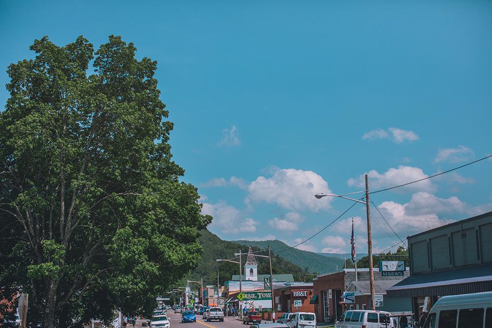 A.T. trail towns