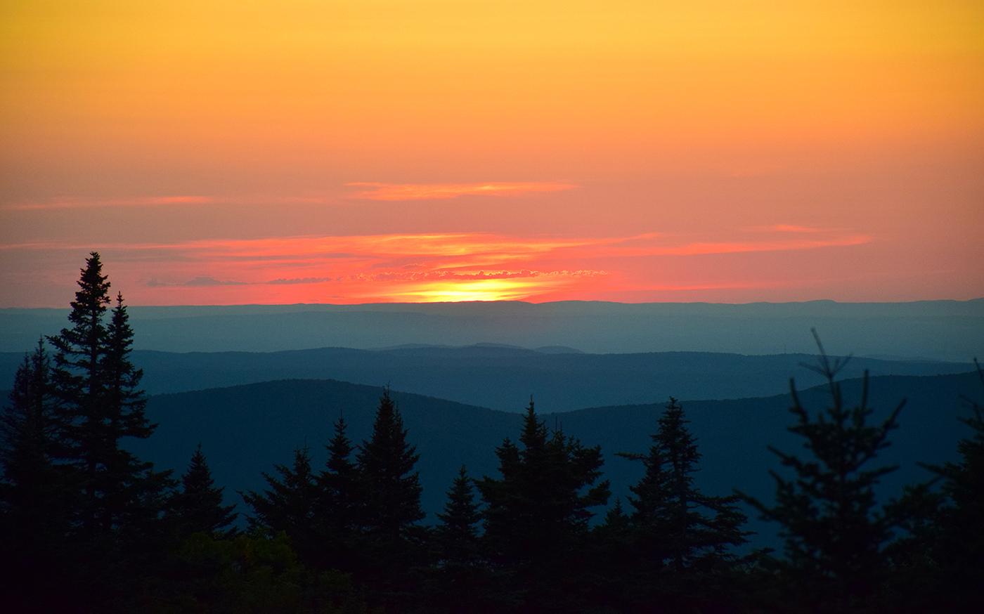 appalachian trail in massachusetts