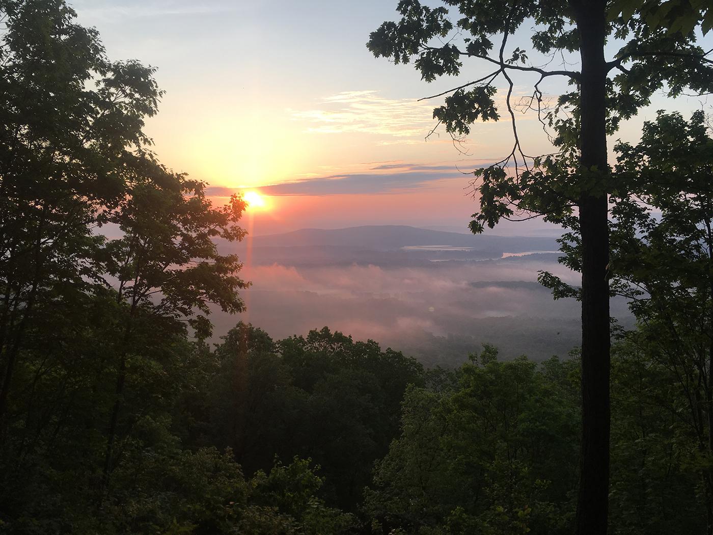 appalachian trail in connecticut