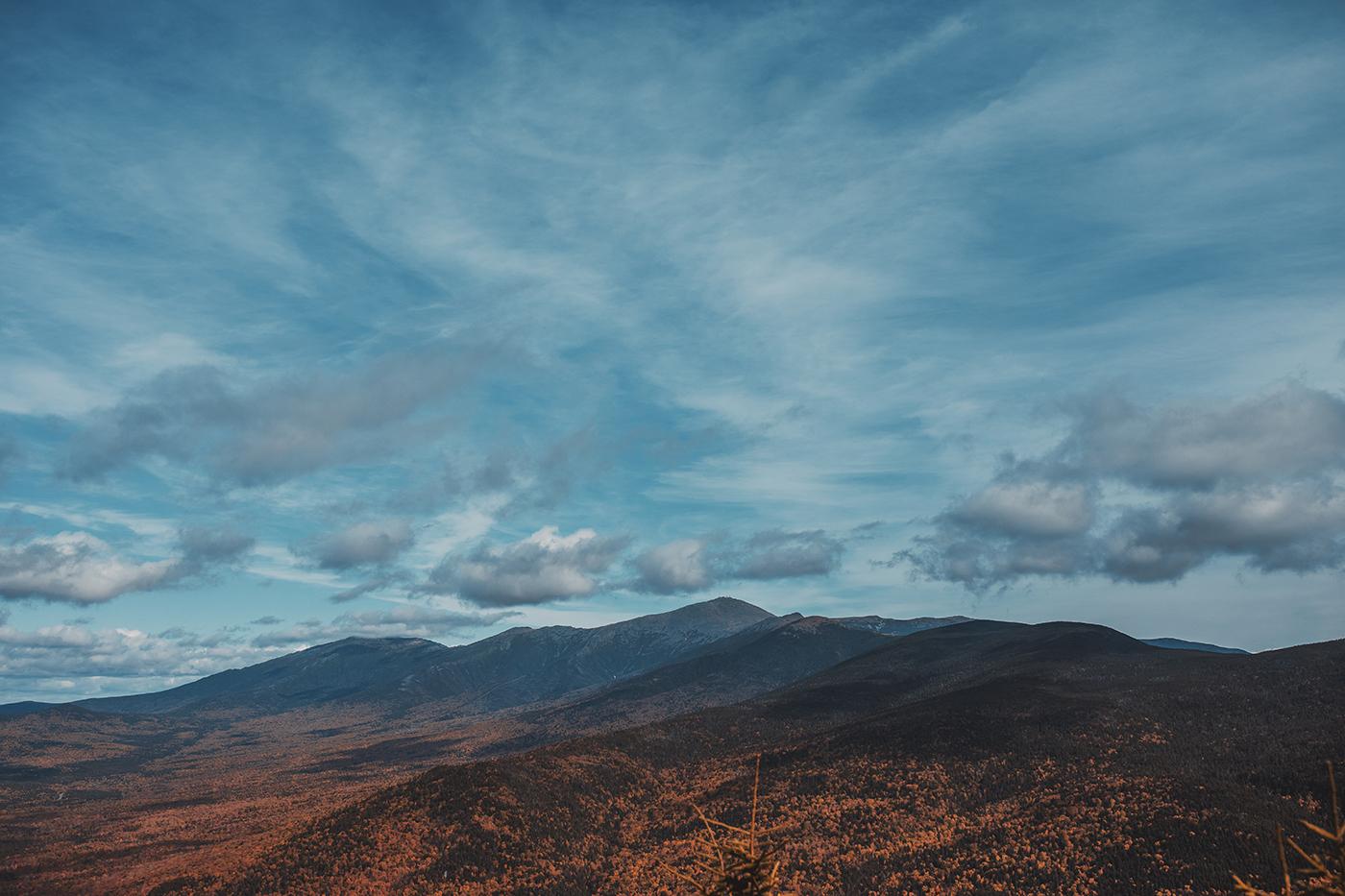 indigenous white mountains